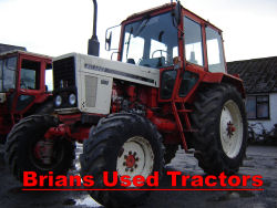 Belarus 1082 tractor for sale used
