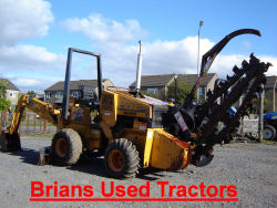 Case 360 Articulated Trencher Backhoe for sale UK