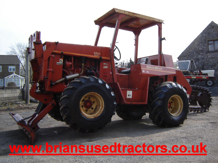 Brian's Used Tractors | Used Tractors | tractors for sale - Ditch