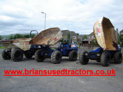 Terex 6 ton dumper  for sale UK