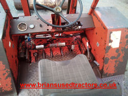 Manitou Rough Terrain Forklft  for sale UK