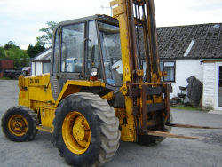 Tampa, FL Rough Terrain Forklift Pricing - How Much Does a Used