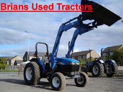 New Holland TN 55