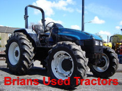 New Holland TL 90 DT tractor for sale