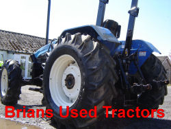 New Holland TL 90 tractor for sale