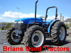 New Holland TN 75 DT for sale