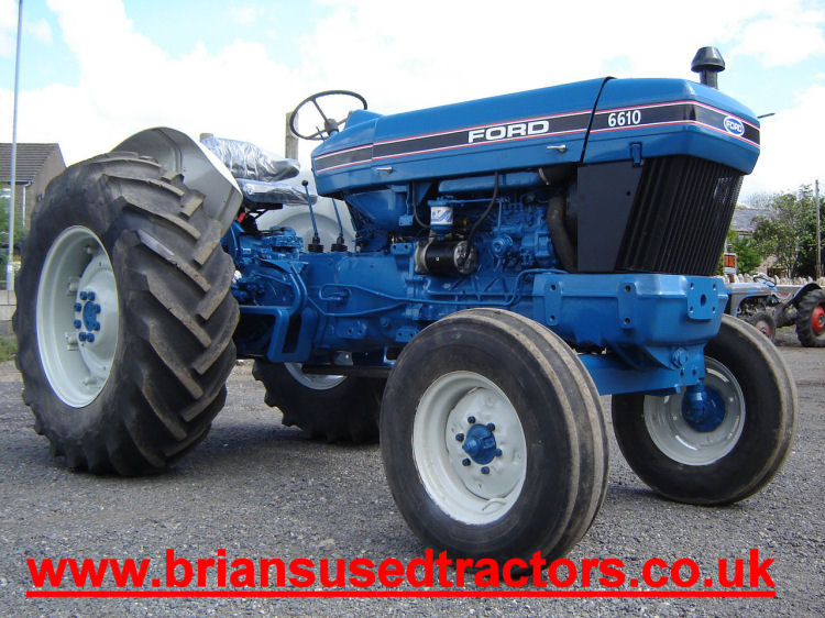 Ford Tractor Company : Brian s used tractors for sale