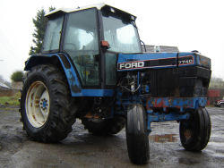 Ford 7740 for sale
