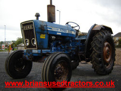 Ford 4600 tractor for sale
