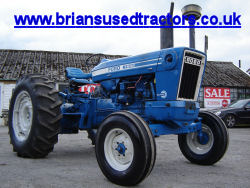 Ford 7600  tractor for sale