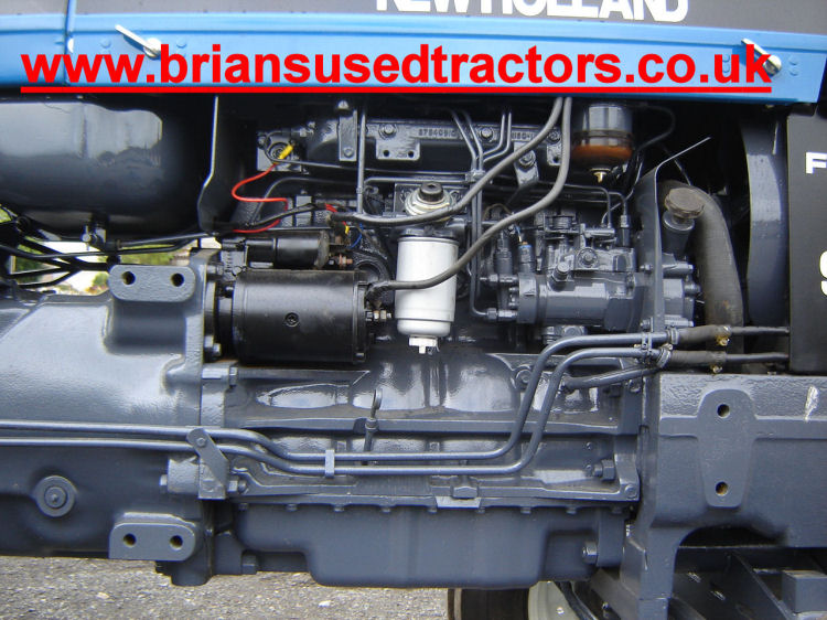 New Tractor Motors : Brian s used tractors for sale