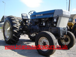 Ford 5610 s tractor for sale used