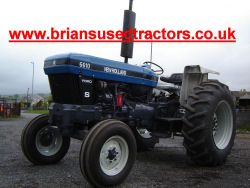new holland ford 6610 S tractor for sale genesis engine uk