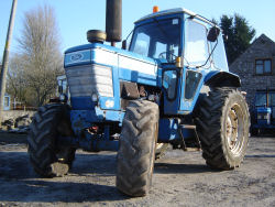 Ford 6710 4wd tractor for sale