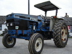 Ford 7740  Tractor for sale