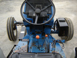 Ford 7740 S Floor Manual Gearbox