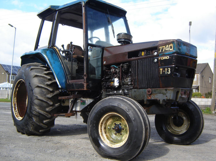 Ford Tractor Gearboxes : Brian s used tractors for sale
