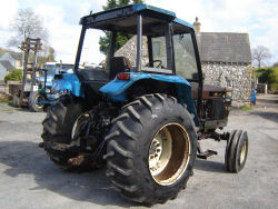 New Holland 7740 SL  tractor for sale UK
