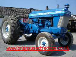ford 6610 tractor for sale used