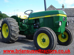 John Deere 1040 3 cylinder diesel classic tractor for sale uk