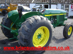 john deere 1040 3 cylinder diesel classic Tractor for sale