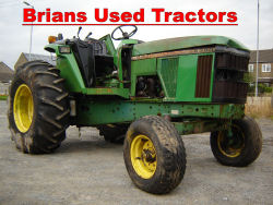 John Deere 6200 used tractor for sale