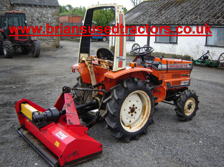 Brian's Used Tractors | Used Tractors | tractors for sale - Flail