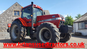 Case IH 7220 tractor for sale UK
