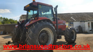 Case 7220 tractor for sale UK