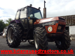 Case David Brown 1594 4wd Tractor for sale