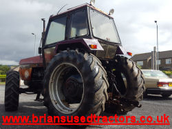 Case David Brown 1594 4wd tractor for sale UK