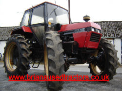 Case 1394 mudder  tractor for sale