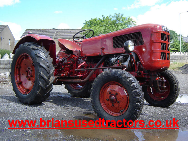 Vintage Wheel Works >> Brian's Used Tractors | Used Tractors | tractors for sale - Fahr D177