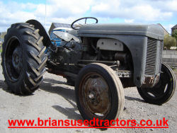 Grey Fergie classic Tractor for sale