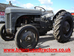Grey Ferguson classic Tractor for sale