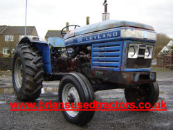 leyland 245 tractor for sale