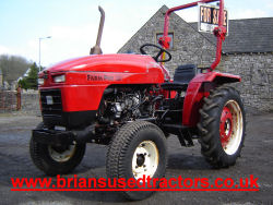 Farm Pro 2420 20 hp  2wd tractor for sale UK