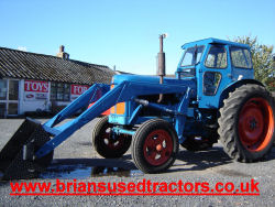Fordson Power Major Loader 4 cylinder diesel classic Tractor for sale