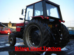Case IH 885 tractor for sale UK
