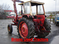 IH 674 loader tractor for sale UK