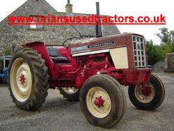 IH 674 tractor for sale