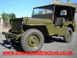 Willys Jeep for sale cj mb