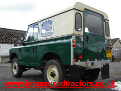 Restored Land Rover Series 3 For sale