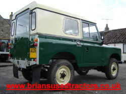 Land Rover 88 SWB Hatdtop for sale