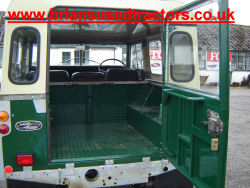 Land Rover Series 3 for sale rebuild