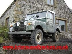 Land Rover series 1 one for sale Tractor for sale