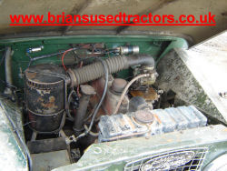 Land Rover series 1 2.25 petrol engine for sale