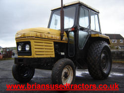 Leyland 502 synchro tractor for sale uk