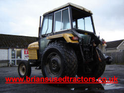 Leyland 502 Synchro Cabbed classic Tractor for sale