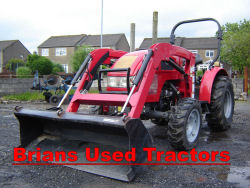 Mahindra compact tractor for sale